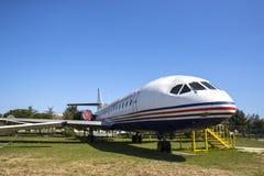 Музей авиации в Стамбуле Стоковые Изображения