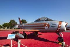 Музей авиации в Стамбуле Стоковые Изображения RF