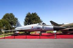 Музей авиации в Стамбуле Стоковая Фотография RF