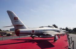 Музей авиации в Стамбуле Стоковое Фото