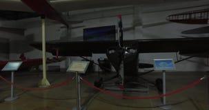 Музей авиации в Стамбуле видеоматериал