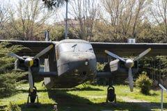 Музей авиации в Стамбуле Стоковое фото RF