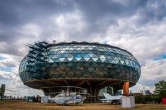 Музей авиации стоковое фото rf