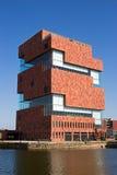 Музей Антверпен MAS стоковое фото rf