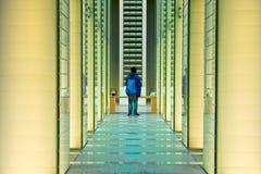Музей атомной бомбы Нагасаки стоковая фотография