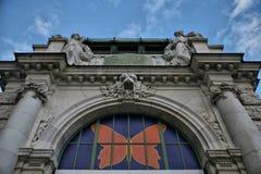 музей бабочки Стоковое Изображение