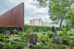 Музей Берлинской стены, Берлин, Германия Стоковое Изображение RF