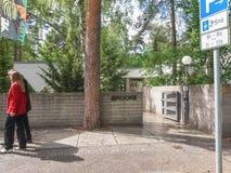 Музей Берлин Bruecke Стоковые Изображения RF