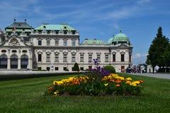 Музей бельведера Стоковые Изображения