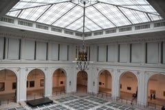 Музей Бруклина в Нью-Йорке Стоковые Изображения RF