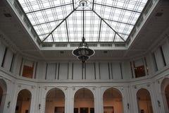 Музей Бруклина в Нью-Йорке Стоковая Фотография RF