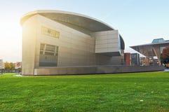 Музей Ван Гогю в Амстердам Стоковые Фото
