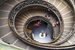 Музей Ватикана Стоковые Изображения