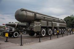 Музей Великой Отечественной войны Стоковое Изображение RF