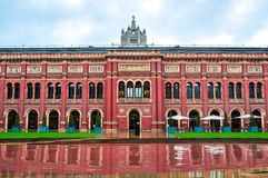 Музей Виктории и Альберта, Лондон, Великобритания стоковые фото