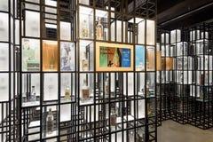 Музей водки Варшавы стоковые изображения rf