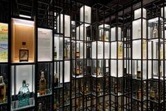 Музей водки Варшавы стоковая фотография rf