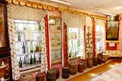 Музей водочки стоковая фотография rf