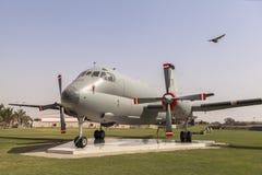 Музей военновоздушной силы Пакистана в Карачи Стоковая Фотография RF