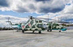 Музей воинского оборудования Стоковая Фотография