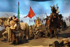 Музей воска стоковое изображение