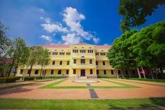 музей в Бангкоке Таиланда Стоковое Изображение