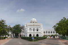 Музей Ганди в историческом дворце Nayak стоковое фото