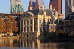 Музей Голландия Mauritshuis стоковые изображения rf