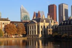 Музей Голландия Mauritshuis стоковое изображение