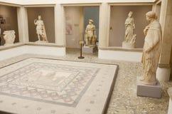 Музей города Kos, Греция стоковые фотографии rf