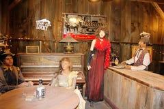 Музей горы суеверия стоковые фотографии rf