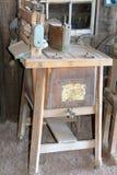 Музей горы суеверия стоковая фотография