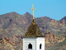 Музей горы суеверия стоковые изображения rf