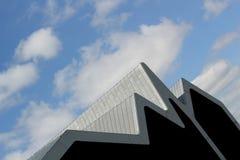 Музей Глазго Шотландия перехода Стоковые Фотографии RF
