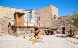 Музей Дубай стоковое изображение rf