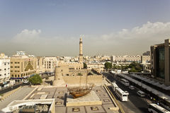 Музей Дубай стоковое фото rf