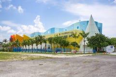Музей детей Майами стоковое фото