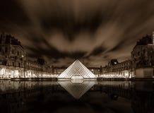 Музей жалюзи в Париж, Франции Стоковое Фото