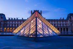 Музей жалюзи в Париж, Франции Стоковое Изображение RF