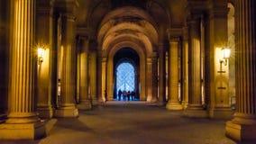 Музей жалюзи в Париж, Франции Стоковые Изображения RF