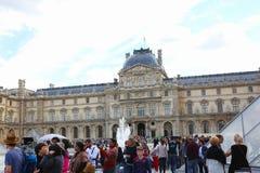 музей 2007 жалюзи Франции июня paris Стоковое фото RF