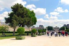 музей 2007 жалюзи Франции июня paris Стоковое Изображение RF
