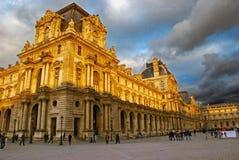 музей 2007 жалюзи Франции июня paris Стоковая Фотография