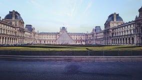 музей 2007 жалюзи Франции июня paris Стоковое Изображение