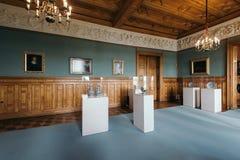 Музей замка Шверина стоковое фото