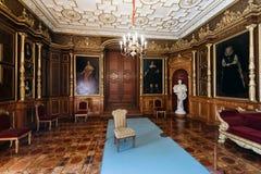 Музей замка Шверина стоковые изображения rf