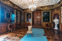 Музей замка Шверина стоковое фото rf