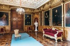 Музей замка Шверина стоковые фотографии rf