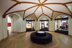 Музей замка Шверина стоковое изображение rf