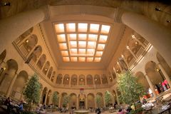 Музей изобразительных искусств Нельсона Atkins стоковое изображение
